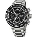 オリス 腕時計 メンズ Oris Pro Diver Chronograph Men's Watch 77477277154MBオリス 腕時計 メンズ