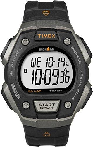 【当店1年保証】タイメックスTimex Ironman Classic 30 T5K821 Digital watch for men Indiglo Illumination