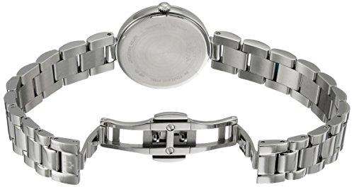 【当店1年保証】ブローバBulova womens 96P159 12mm Stainless Steel Silver Watch Bracelet