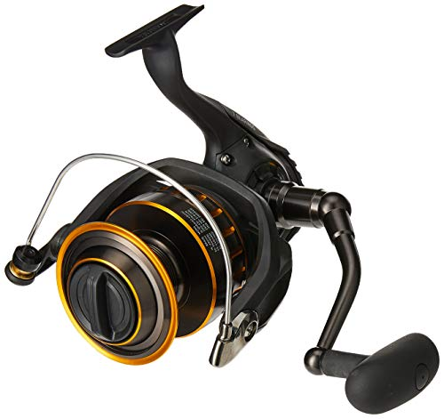 フィッシング, リール  Daiwa BG5000 Daiwa BG5000 BG Saltwater Spinning Reel, 5000, 5.7: 1 Gear Ratio, 61 Bearings, 47.40 Retrieve Rate, 22 lb Max Drag,BlackGold Daiwa BG5000