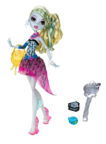 コレクション, インテリアホビー  X4530 Monster High Dot Dead Gorgeous Lagoona Blue Doll X4530
