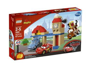 レゴ デュプロ 4611296 LEGO Cars Big Bentley 5828レゴ デュプロ 4611296