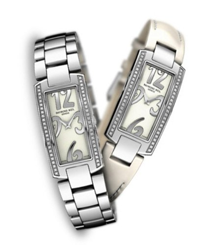 レイモンドウィル 腕時計 レディース スイスの高級腕時計 1500-ST1-05303 Raymond Weil Shine Ladies Diamond Set Watch - 1500-ST1-05303レイモンドウィル 腕時計 レディース スイスの高級腕時計 1500-ST1-05303