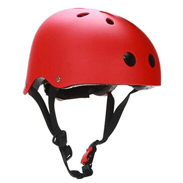 ヘルメット スケボー スケートボード 海外モデル 直輸入 Dtown BMX Helmet,Red BMX Dirt Bike Helmet for Adult Women Men Kids Boys Girls Youthヘルメット スケボー スケートボード 海外モデル 直輸入