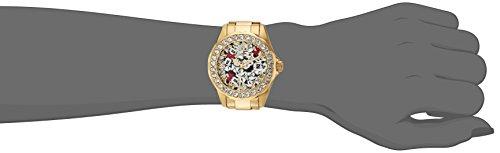 インヴィクタ インビクタ 腕時計 レディース ディズニー 24419 Invicta Women's Disney Limited Edition Quartz Watch with Stainless-Steel Strap, Gold, 18 (Model: 24419インヴィクタ インビクタ 腕時計 レディース ディズニー 24419