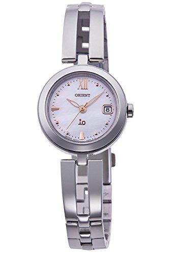 オリエント 腕時計 レディース ORIENT iO Io NATURAL and PLAIN LIGHT CHARGE watch RN-WG0003S Ladiesオリエント 腕時計 レディース