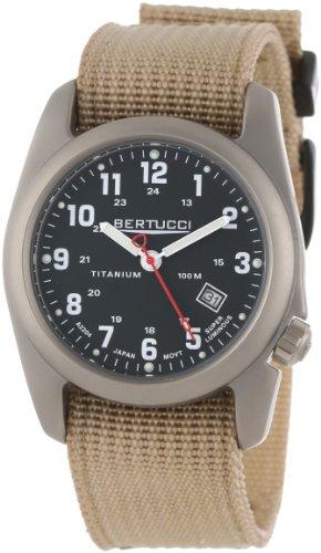 ベルトゥッチ 逆輸入 海外モデル 海外限定 アメリカ直輸入 12202 Bertucci Men's 12202 Solid Titanium Field Watchベルトゥッチ 逆輸入 海外モデル 海外限定 アメリカ直輸入 12202