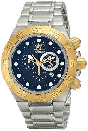 インヴィクタ インビクタ サブアクア 腕時計 メンズ 1528 Invicta Men's 1528 Subaqua Sport Chronograph Black Dial Stainless Steel Watchインヴィクタ インビクタ サブアクア 腕時計 メンズ 1528