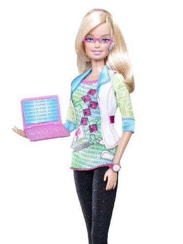 バービー バービー人形 バービーキャリア バービーアイキャンビー 職業 T7173 Barbie I Can Be Computer Engineer Barbie Dollバービー バービー人形 バービーキャリア バービーアイキャンビー 職業 T7173