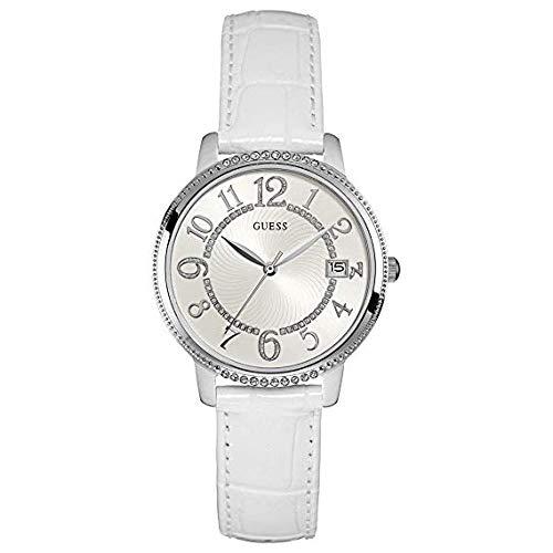 ゲス GUESS 腕時計 レディース W0930L4 Guess Ladies Watch Kismet W0930L4 White Womanゲス GUESS 腕時計 レディース W0930L4