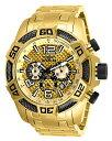 インヴィクタ インビクタ プロダイバー 腕時計 メンズ 25854 Invicta Men's Pro Diver Quartz Watch with Gold Tone Stainless Steel Strap, 26 (Model: 25854)インヴィクタ インビクタ プロダイバー 腕時計 メンズ 25854