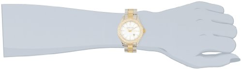 【当店1年保証】マイケルコースMichael Kors Women's MK5584 Madison Two Tone Watch