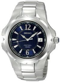 セイコー腕時計メンズSGEE67SeikoMen'sSGEE67CouturaSilver-ToneBlueDialWatchセイコー腕時計メンズSGEE67