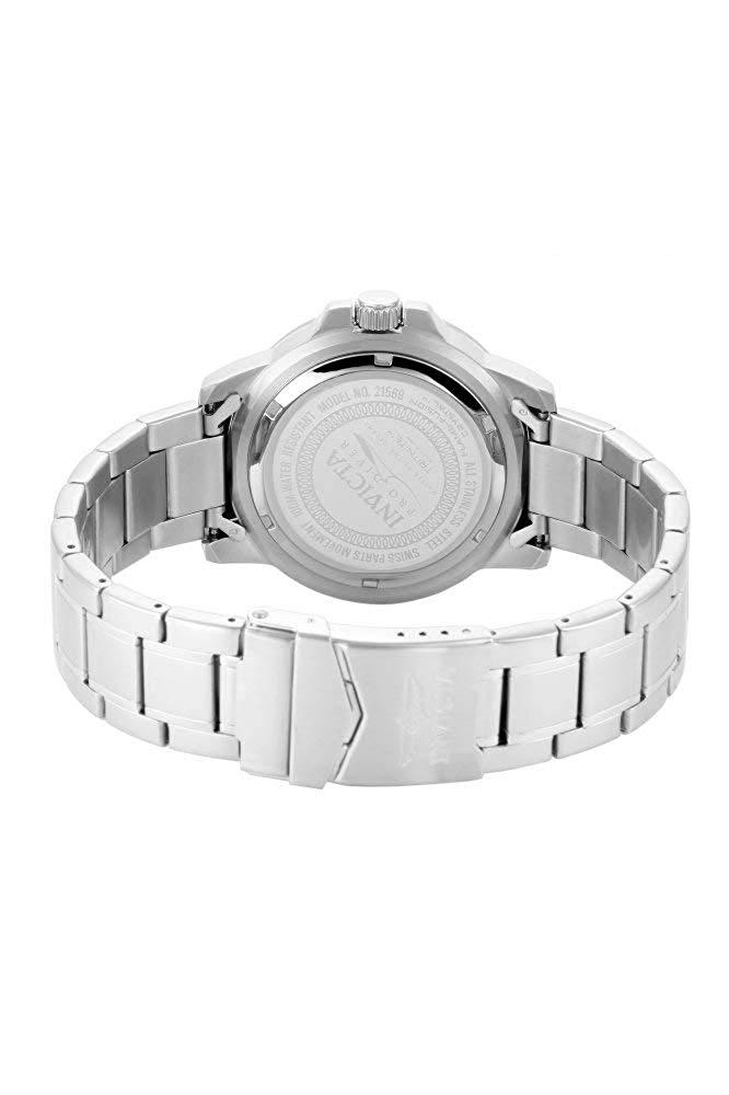 インヴィクタ インビクタ プロダイバー 腕時計 メンズ Invicta Men's Pro Diver Quartz Watch with Stainless-Steel Strap, Silver, 22 (Model: 21569インヴィクタ インビクタ プロダイバー 腕時計 メンズ