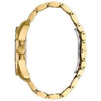 ブローバ腕時計メンズBulovaMen'sSwarovskiCrystalsCollectionGoldtoneStainlessBlueDialBraceletWatchブローバ腕時計メンズ