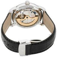 フレデリックコンスタントフレデリック・コンスタント腕時計メンズFrederiqueConstantMen's'ClassicsManufacture'AutomaticStainlessSteelandLeatherCasualWatch,Color:Black(Modeフレデリックコンスタントフレデリック・コンスタント腕時計メンズ