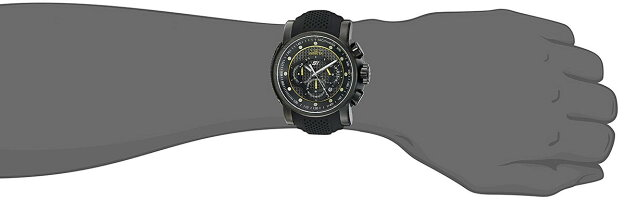 インヴィクタインビクタ腕時計メンズInvictaMen's19324S1RallyAnalogDisplayQuartzBlackWatchインヴィクタインビクタ腕時計メンズ