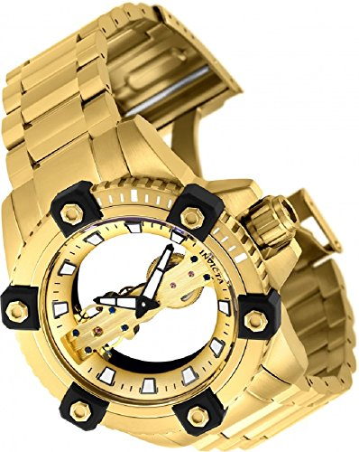 インヴィクタ インビクタ 腕時計 メンズ Invicta Men's 26486 48mm Octane Ghost Limited Edition Mechanical Skeletonized Dialインヴィクタ インビクタ 腕時計 メンズ