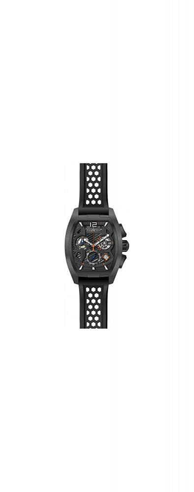 インヴィクタ インビクタ 腕時計 メンズ Invicta Men's S1 Rally Stainless Steel Quartz Watch with Silicone Strap, Black, 21.4 (Model: 26887インヴィクタ インビクタ 腕時計 メンズ