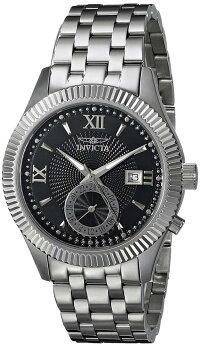 インヴィクタインビクタ腕時計メンズInvictaMen's18098SpecialtyAnalogDisplaySwissQuartzSilverWatchインヴィクタインビクタ腕時計メンズ
