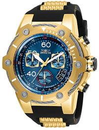 インヴィクタインビクタ腕時計メンズInvictaMen's25873BoltQuartzChronographBlueDialWatchインヴィクタインビクタ腕時計メンズ