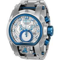 インヴィクタインビクタ腕時計メンズInvictaMen's20112ReserveQuartzMultifunctionAntiqueSilverDialWatchインヴィクタインビクタ腕時計メンズ