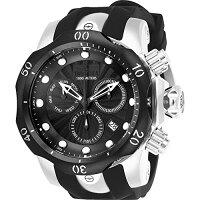 インヴィクタインビクタ腕時計メンズInvictaMen's25900VenomQuartzChronographBlackDialWatchインヴィクタインビクタ腕時計メンズ