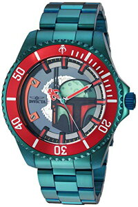 インヴィクタインビクタ腕時計メンズInvictaMen's26598StarWarsAutomaticMultifunctionBlackDialWatchインヴィクタインビクタ腕時計メンズ