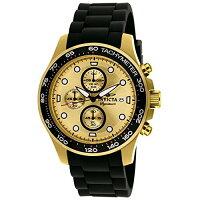 インヴィクタインビクタ腕時計メンズInvictaSignatureIIChronographGold-toneMensWatch7373インヴィクタインビクタ腕時計メンズ