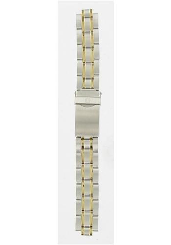 ウェンガー スイス アーミーナイフ メンズ 腕時計 Wenger 16mm Gold/silver Two Tone Metal Bandウェンガー スイス アーミーナイフ メンズ 腕時計