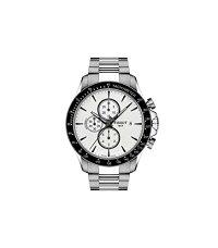 ティソ腕時計メンズTissotV8ChronographSilverDialMensWatchT106.427.11.031.00ティソ腕時計メンズ