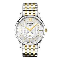 ティソ腕時計メンズTissotTraditionAutomaticSilverDialMensWatchT063.428.22.038.00ティソ腕時計メンズ