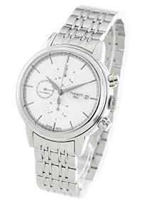 ティソ腕時計メンズTissotCarsonAutomaticChronographMen'sWatchT085.427.11.011.00ティソ腕時計メンズ