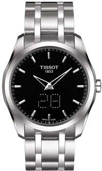 ティソ腕時計メンズTissotCouturierSecretDateChineseCalendarMensWatchT035.446.11.051.01ティソ腕時計メンズ