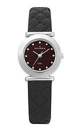 スカーゲン 腕時計 レディース Skagen 3-Hand with Glitz Women's watch #107SSL3ABスカーゲン 腕時計 レディース