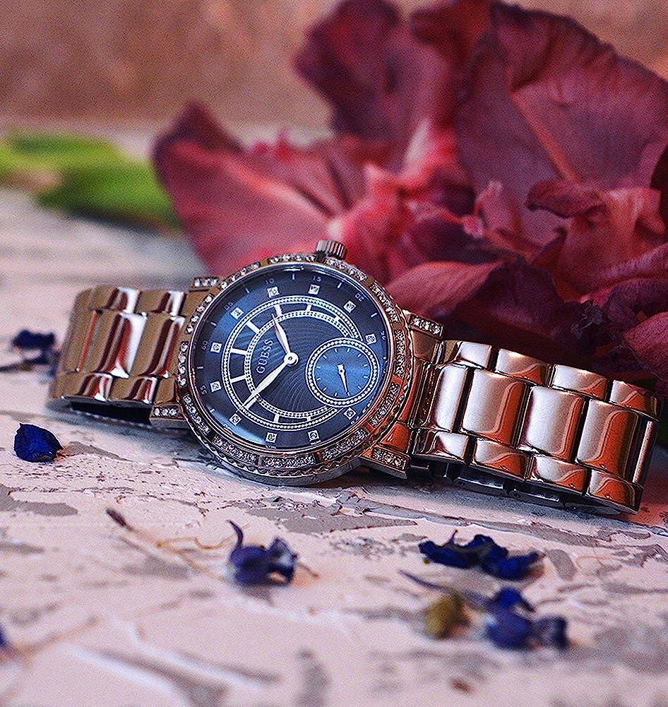 ゲス GUESS 腕時計 レディース GUESS Womens Constellation Analog Watchゲス GUESS 腕時計 レディース