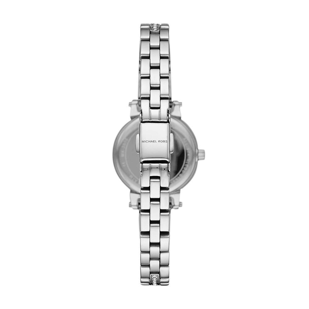 マイケルコース 腕時計 レディース マイケル・コース アメリカ直輸入 Michael Kors Women's Sofie Quartz Stainless-Steel Strap, Silver, 9.5 Casual Watch (Model: MK3906マイケルコース 腕時計 レディース マイケル・コース アメリカ直輸入