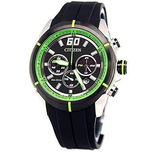 シチズン 逆輸入 海外モデル 海外限定 アメリカ直輸入 Men's Citizen Eco-Drive Chronograph Racing Watch CA4104-05Eシチズン 逆輸入 海外モデル 海外限定 アメリカ直輸入