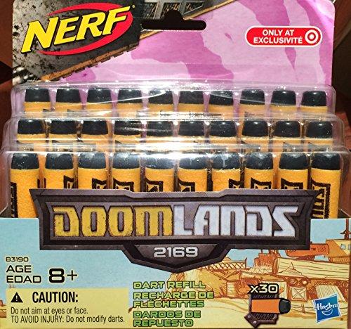 スポーツトイ, その他  DOOMLANDS Nerf Doomlands 2169 Dart Refill 30 Count DOOMLANDS