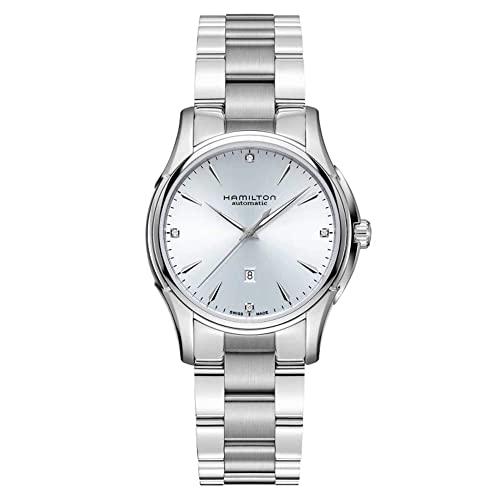 ハミルトン 腕時計 レディース Hamilton Jazzmaster Lady Viewmatic Automatic Blue Dial Ladies Watch H32315142ハミルトン 腕時計 レディース