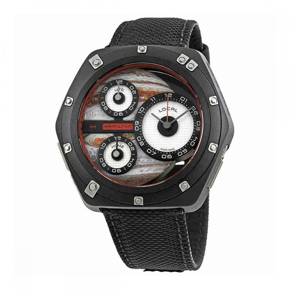 ハミルトン 腕時計 メンズ 【送料無料】Hamilton American Classic ODC X-03 Jupiter Dial Mens Limited Edition Watch H51598990ハミルトン 腕時計 メンズ