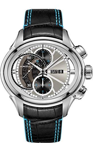 ハミルトン 腕時計 メンズ 【送料無料】Hamilton Jazzmaster Face 2 Face II Automatic Men's Watch H32866781ハミルトン 腕時計 メンズ
