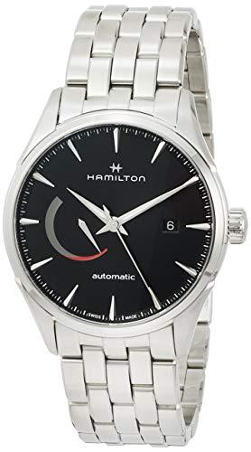 ハミルトン 腕時計 メンズ 夏のボーナス特集 Hamilton Jazzmaster Power Reserve Automatic Mens Watch H32635131ハミルトン 腕時計 メンズ 夏のボーナス特集