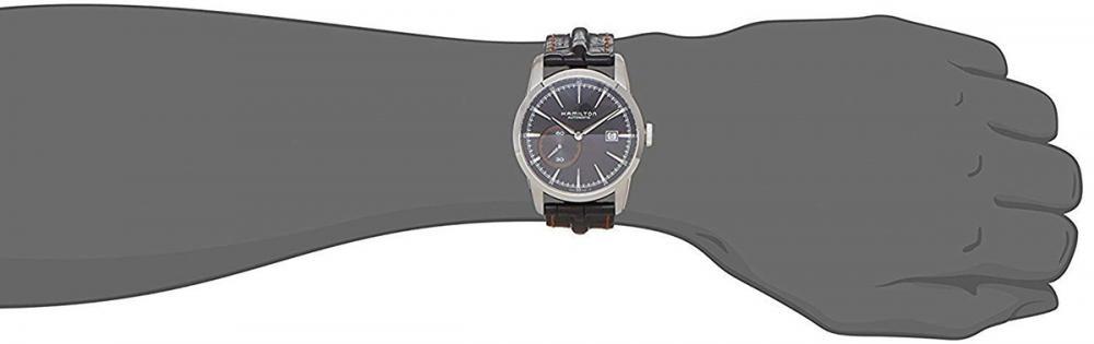 ハミルトン 腕時計 メンズ HAMILTON watches RailRoad Small Second H40515731 Men's [regular imported goods]ハミルトン 腕時計 メンズ