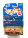 ホットウィール マテル ミニカー ホットウイール HOT Wheels Ford Gt-40 2000 #139 with 5 Spokesホットウィール マテル ミニカー ホットウイール