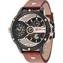 ポリス 腕時計 メンズ Watch POLICE LEADER R1451288001 Man BLACK Multifunctionポリス 腕時計 メンズ