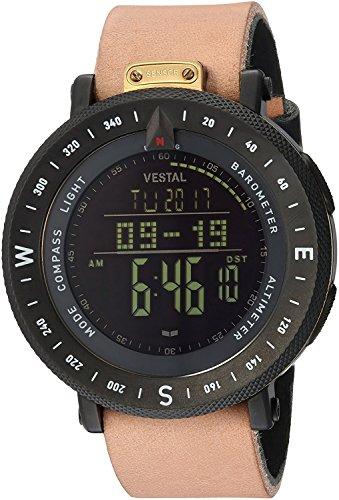 ベスタル ヴェスタル 腕時計 メンズ Vestal Guide Makers Watch   Natural/Black/Black/Negativeベスタル ヴェスタル 腕時計 メンズ