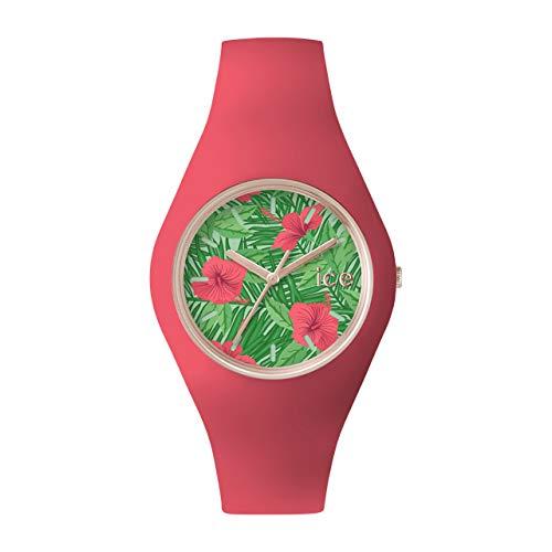 アイスウォッチ 腕時計 レディース かわいい Ice-Watch - ICE-FLOWER - Aloha - Unisex Size (43mm) silicone analog womens watchアイスウォッチ 腕時計 レディース かわいい