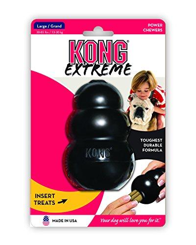 犬おもちゃ イヌ ねこ 病みつき ココ掘れわんわん K1 KONG Extreme Dog Toy, Large, Black犬おもちゃ イヌ ねこ 病みつき ココ掘れわんわん K1