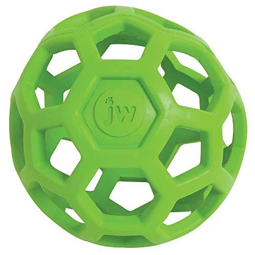 犬おもちゃ イヌ ねこ 病みつき ココ掘れわんわん 43111 JW Pet Company HOL-ee Roller Dog Toy, 5-Inches (Colors Vary)犬おもちゃ イヌ ねこ 病みつき ココ掘れわんわん 43111